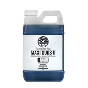 Chemical Guys Maxi-Suds II Extreme Grape Rush Super Suds Car Wash Shampoo 1.89L
