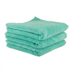 Workhorse Green Professional Grade Microfiber Towel